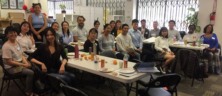 Chan Fellows 2019 and Internship Supervisors